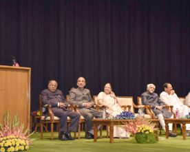 PM's remarks at the farewell function in Parliament, for Vice President Hamid Ansari