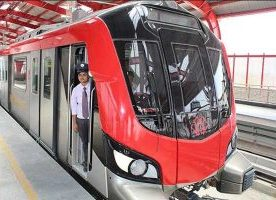 Steel Authority of India supplies 20,000 steel for Lucknow Metro Rail Project