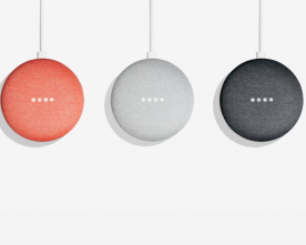 Google unveils Home Mini smart speaker for $49 to challenge Amazon's Echo Dot