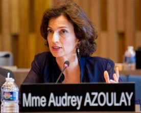 Audrey Azoulay elected to Head UNESCO