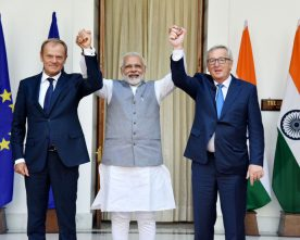 PM MEET PRESIDENT EUROPEAN COUNCIL AND PRESIDENT EUROPEAN COMMISSION
