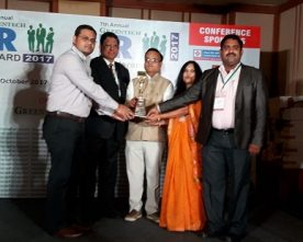 NDMC LIMITED CONFERRED WITH PLATINUM AWARD FROM GREENTECH FOUNDATION