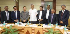 Secretary (HI)Dr. Asha Ram Sihagreviews performance of BHEL