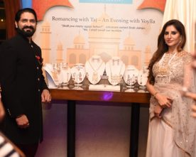 Voylla celebrates the launch of its new collection, inspired by the TAJ MAHAL