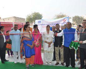 NHPC organize free medical camp
