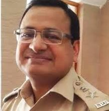 IPS Rajneesh Gupta transferred as DCP,Rohini District,Delhi Police
