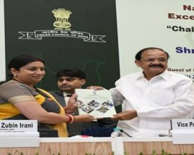 Vice President confers National Awards for Excellence in Journalism