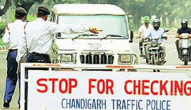 Sharad Satya Chauhan, IPS  ADGP,CHANDIGARH given additional charge of the Traffic wing