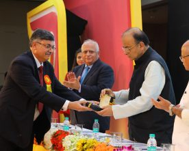 PNB NEW CORPORATE OFFICE AT DWARKA INAUGURATED BY UNION MINISTER ARUN JAITLEY