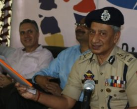 More than 200 militants have been killed by security forces in Jammu and Kashmir so far – DGP