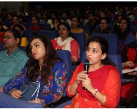 "Workshops for Computer Teachers on "" Cyber Safety Awareness"" organized by Cyber Cell"