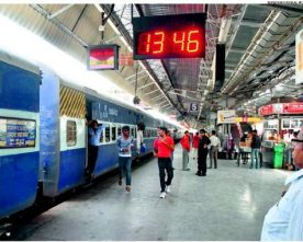 AADHAAR VERIFIED PASSENGERS CAN NOW BOOK 12 TICKETS A MONTH ON IRCTC PORTAL