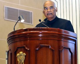 President of India to visit Uttar Pradesh on December 15 and 16, 2017