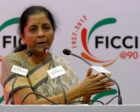 DEFENCE MINISTER ADDRESS 90TH AGM OF FICCI
