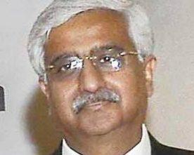 ANSHU PRAKASH IAS APPOINTED CHIEF SECRETARY ,DELHI GOVERNMENT