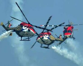 India plans to return to its earlier practice of organizing biennial air shows
