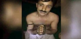 BJP worker thrashed, abused, threatened by terrorists for supporting Indian Army