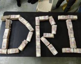 Dri Strikes Against Black Money – Recovers about Rs.50 Crores of Demonetized Currency