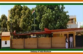 Ravindra Jaiswal appointed as Ambassador of India to Sudan
