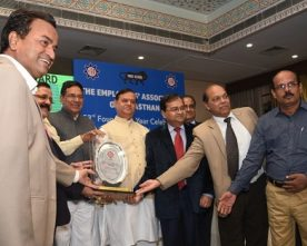 Rajasthan Electronics & Instruments Limited Awarded with Best Employer Award