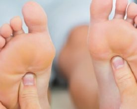 WHY DIABETICS SHOULD TAKE CARE OF THEIR FOOT