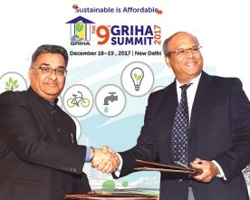 NBCC SIGNS MOU WITH TERI