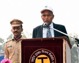 "P Madhusudan, CMD, RINL advocates ""Panchatantra"" for success i.e 5 ""E""S"