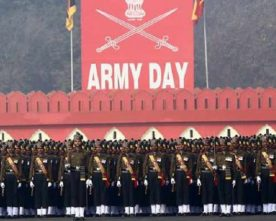 PM extends his greetings on Army Day