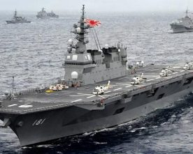 Why Japan's Navy is the Best in Asia (And Not China)