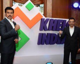 Col. Rajyavardhan Singh Rathore unveils the Khelo India Anthem