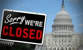 US government shuts down