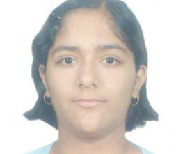FIITJEE Bhopal Student Tanvi Ganesh Joshi is Bhopal City Topper