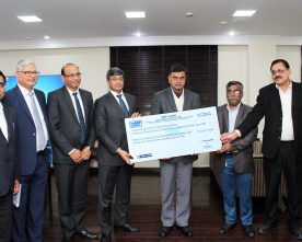 NTPC Ltd. pays Interim Dividend of Rs. 2,251.01 crore for FY 2017-18