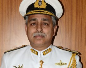 Vice admiral RB pandit, AVSM assumes charge as Commandant Indian Naval Academy