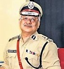 SHIVANAND JHA IPS APPOINTED AS DGP ,GOVERNMENT OF GUJARAT