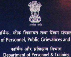 Sagarika Patnaik appointed Director ,DoPT