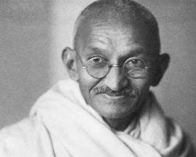 GANDHI PHOTO FETCHES NEARLY $42,000 AT AN AUCTION IN US
