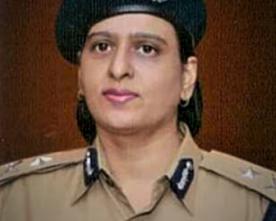 IPS PADMJA CHAUHAN APPOINTED IG POLICE RECRUITMENT ,UTTAR PRADESH