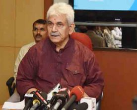 Manoj Sinha to inaugurate THE 26TH CONVERGENCE INDIA EXPO 2018