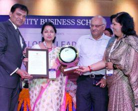 MsMeenakshi Davar Honored with Amity Leadership Award