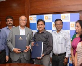 NBCC SIGNS MOU WITH REC – TO BUILD REC TOWNSHIP