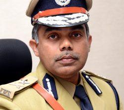 IPS M CHANDRASHEKHAR HAS BEEN TRANSFERRED AS COMMISSIONER POLICE,BELAGVI DISTRICT,KARNATAKA POLICE
